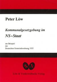 Kommunalgesetzgebung im NS-Staat